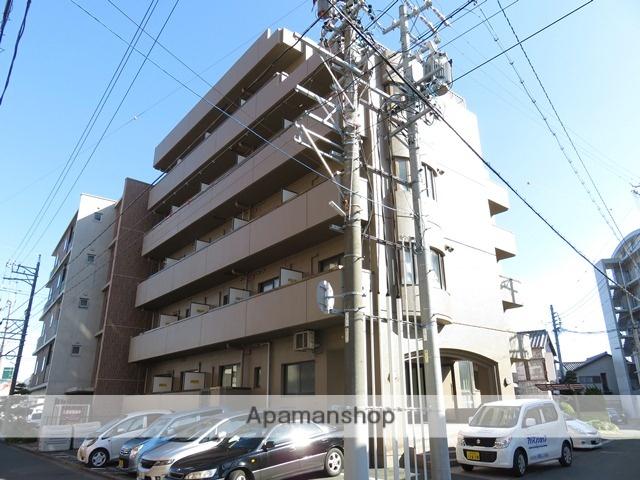 静岡県浜松市中区、浜松駅徒歩12分の築18年 5階建の賃貸マンション