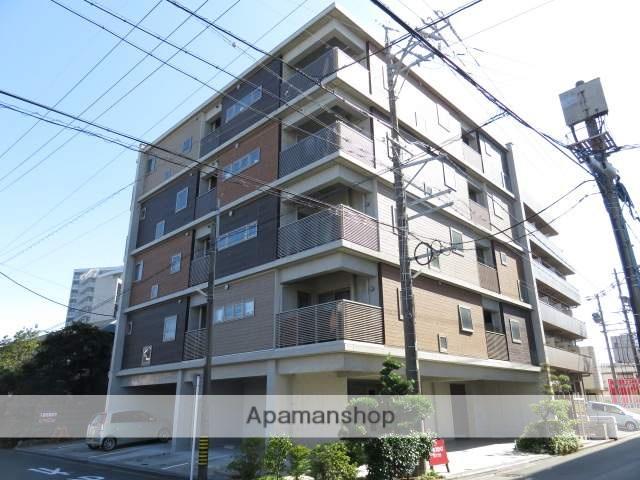 静岡県浜松市中区、浜松駅徒歩11分の築3年 5階建の賃貸マンション