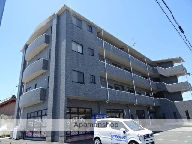 静岡県浜松市東区、自動車学校前駅徒歩22分の築16年 4階建の賃貸マンション