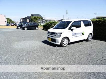 静岡県浜松市北区三方原町[1K/22.68m2]の駐車場