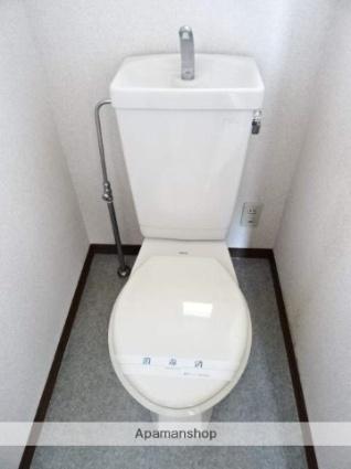 静岡県浜松市北区三方原町[1K/22.68m2]のトイレ