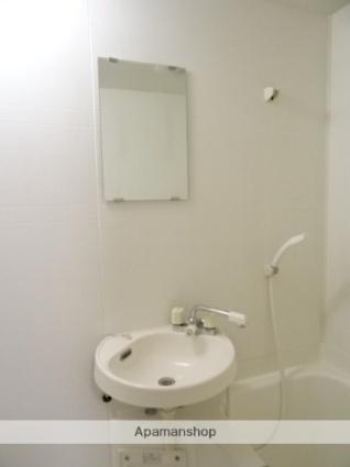 静岡県浜松市北区三方原町[1K/22.68m2]の洗面所