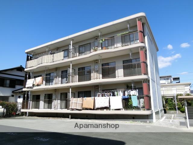 静岡県浜松市南区、天竜川駅徒歩43分の築25年 3階建の賃貸マンション