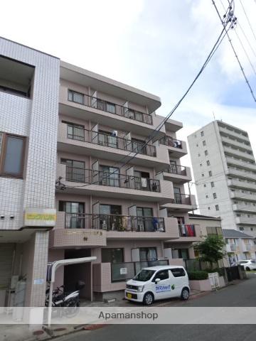 静岡県浜松市中区、浜松駅徒歩13分の築21年 5階建の賃貸マンション