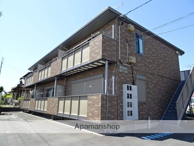 静岡県浜松市浜北区、岩水寺駅徒歩12分の築11年 2階建の賃貸アパート