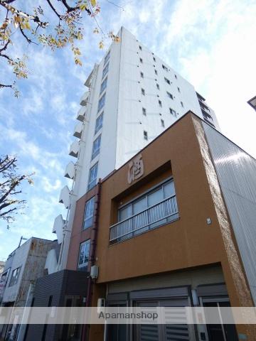 静岡県浜松市中区、浜松駅遠州鉄道バス5分市役所前下車後徒歩1分の築10年 10階建の賃貸マンション