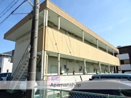 静岡県浜松市南区、天竜川駅徒歩22分の築33年 2階建の賃貸アパート