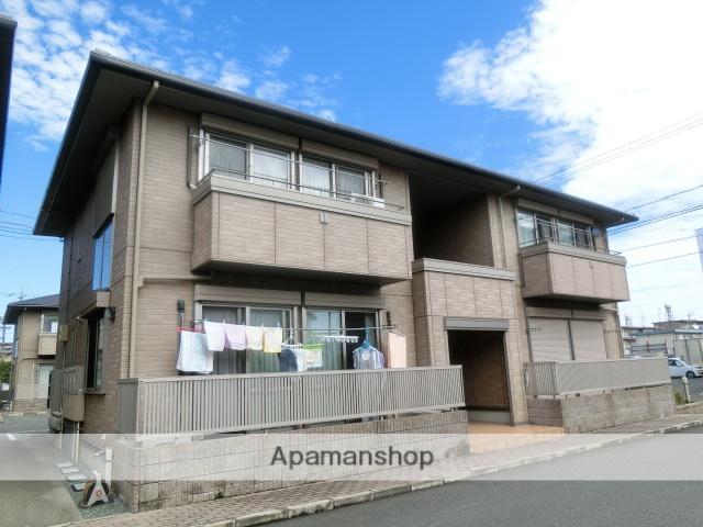 静岡県浜松市南区、天竜川駅徒歩11分の築11年 2階建の賃貸アパート