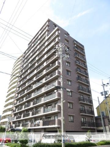 静岡県浜松市中区、浜松駅徒歩9分の築22年 15階建の賃貸マンション