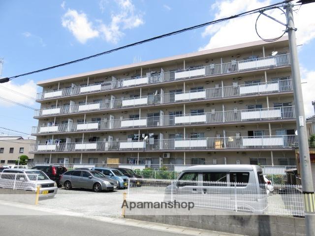 静岡県浜松市中区、浜松駅徒歩14分の築34年 5階建の賃貸マンション