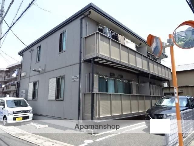 静岡県浜松市南区、浜松駅遠鉄バスバス20分東若林下車後徒歩3分の築13年 2階建の賃貸アパート