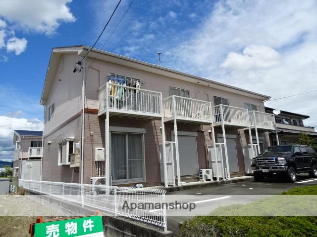 静岡県浜松市北区、宮口駅徒歩51分の築18年 2階建の賃貸テラスハウス