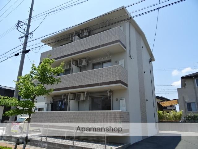 静岡県浜松市浜北区の築5年 3階建の賃貸マンション