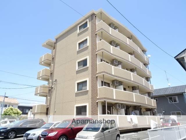 静岡県浜松市東区、天竜川駅徒歩15分の築9年 5階建の賃貸マンション