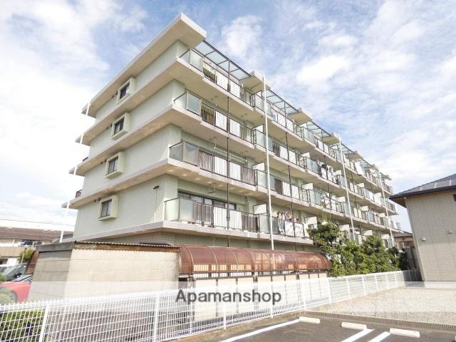 静岡県浜松市東区、天竜川駅徒歩30分の築22年 5階建の賃貸マンション