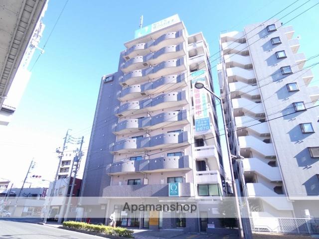 静岡県浜松市中区、浜松駅徒歩7分の築14年 10階建の賃貸マンション