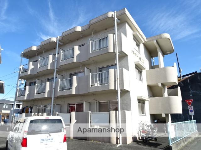 静岡県浜松市南区、天竜川駅徒歩7分の築28年 3階建の賃貸マンション