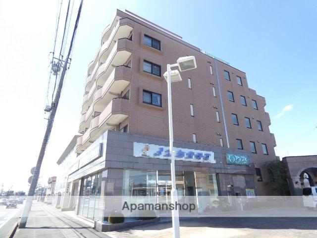 静岡県浜松市東区、天竜川駅徒歩23分の築13年 6階建の賃貸マンション