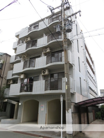 静岡県浜松市中区、浜松駅徒歩11分の築28年 5階建の賃貸マンション