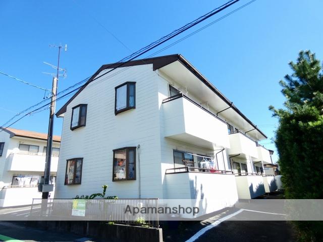 静岡県浜松市南区、浜松駅徒歩19分の築27年 2階建の賃貸マンション