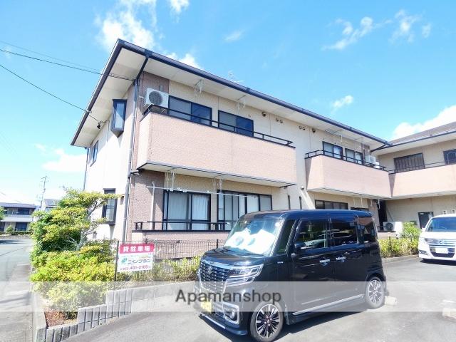 静岡県浜松市西区、浜松駅遠鉄バスバス30分大平台2丁目下車後徒歩2分の築15年 2階建の賃貸アパート