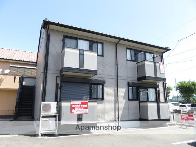 静岡県浜松市中区、浜松駅遠鉄バスバス10分向宿町下車後徒歩1分の築16年 2階建の賃貸アパート