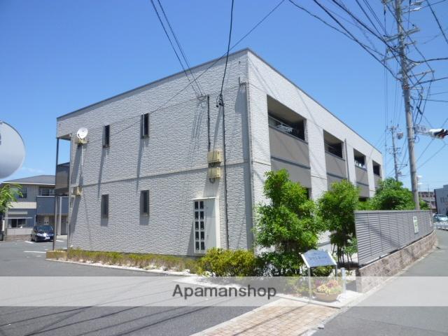 静岡県浜松市南区、浜松駅遠鉄バスバス15分東若林下車後徒歩2分の築10年 2階建の賃貸アパート