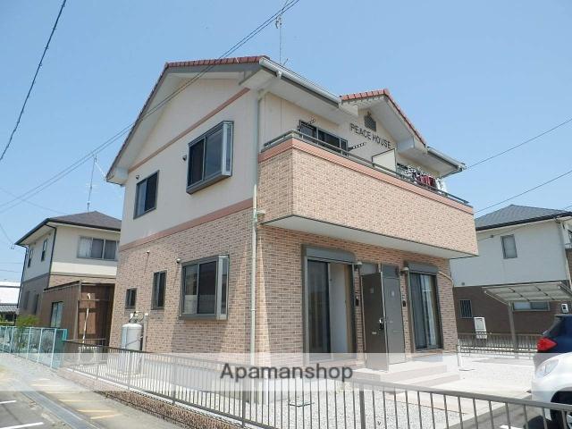 静岡県浜松市浜北区、遠州芝本駅徒歩22分の築8年 2階建の賃貸テラスハウス