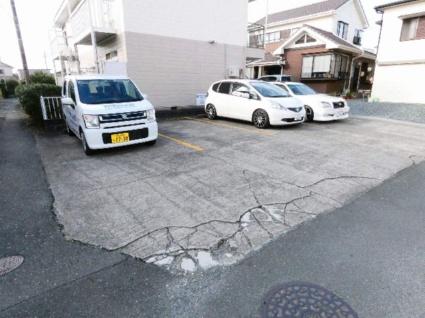 ハイツ竹山[2DK/43.03m2]の駐車場
