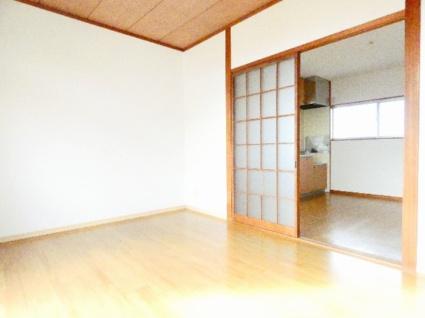 ハイツ竹山[2DK/43.03m2]のリビング・居間
