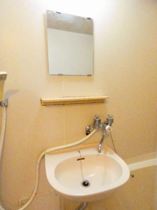 ハイツ竹山[2DK/43.03m2]の洗面所