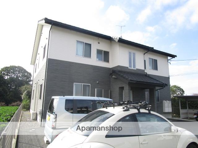 静岡県浜松市西区、浜松駅遠鉄バスバス32分神原上停下車後徒歩3分の築7年 2階建の賃貸アパート