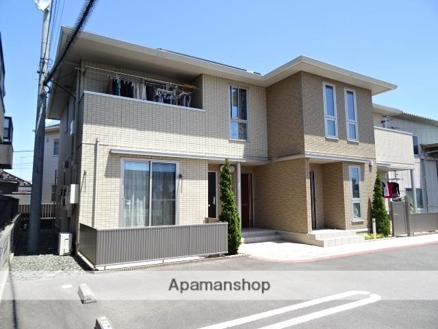 静岡県浜松市東区、天竜川駅徒歩20分の築7年 2階建の賃貸アパート