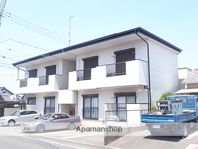 静岡県浜松市南区、天竜川駅徒歩41分の築26年 2階建の賃貸アパート