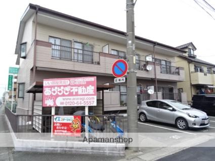 静岡県浜松市南区、天竜川駅徒歩39分の築29年 2階建の賃貸アパート