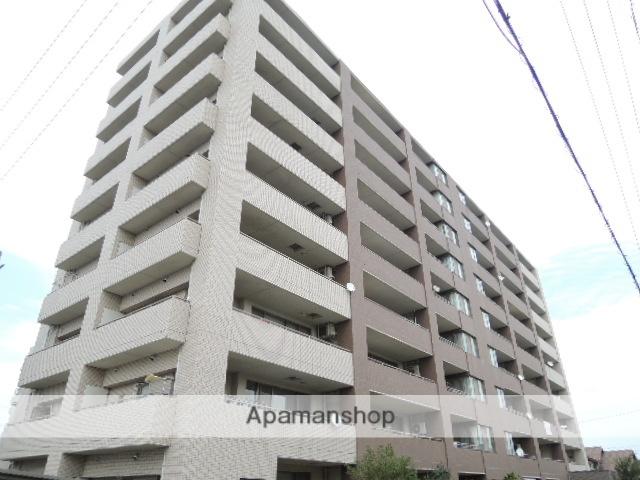 静岡県浜松市東区、天竜川駅徒歩30分の築14年 9階建の賃貸マンション