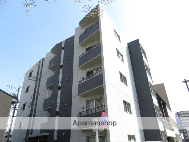 静岡県浜松市中区、浜松駅徒歩14分の築2年 5階建の賃貸マンション
