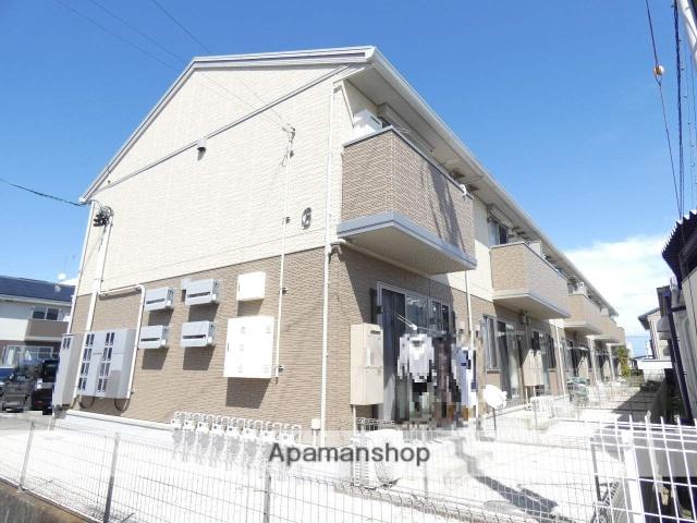 静岡県浜松市南区、天竜川駅徒歩11分の築2年 2階建の賃貸アパート