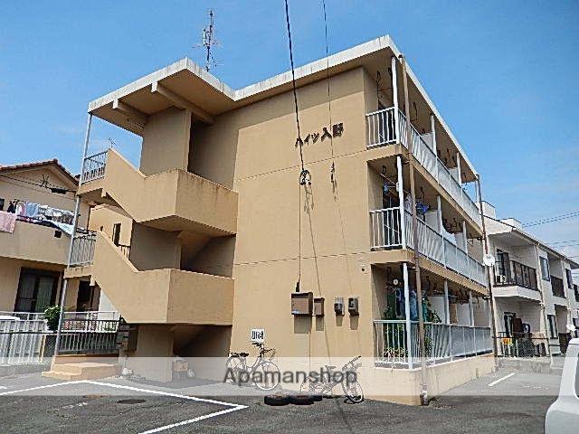 静岡県浜松市西区、浜松駅遠鉄バスバス34分南平東下車後徒歩3分の築29年 3階建の賃貸マンション
