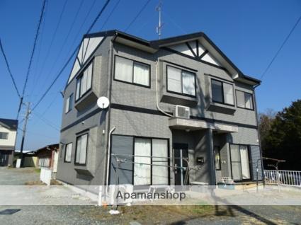 静岡県浜松市北区、フルーツパーク駅徒歩49分の築17年 2階建の賃貸テラスハウス