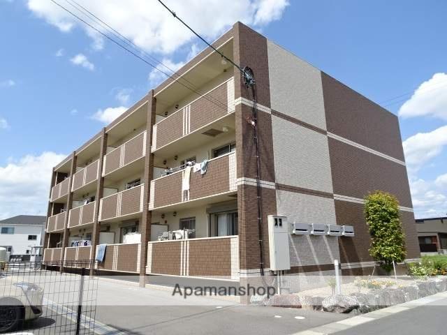 静岡県浜松市浜北区、遠州小林駅徒歩28分の新築 3階建の賃貸マンション