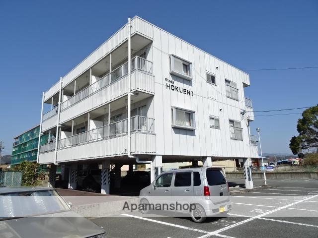 静岡県浜松市浜北区、岩水寺駅徒歩28分の築21年 3階建の賃貸アパート