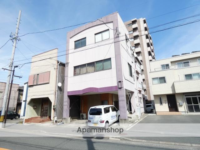 静岡県浜松市中区、浜松駅遠鉄バスバス11分中沢西下車後徒歩4分の築35年 3階建の賃貸アパート