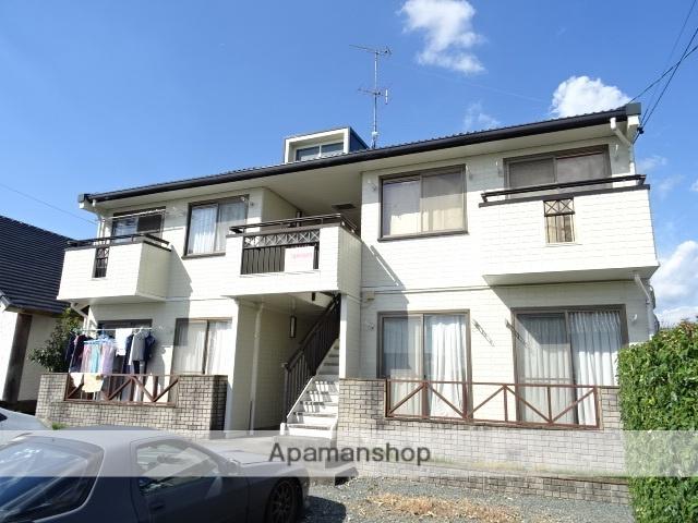静岡県浜松市浜北区、宮口駅徒歩12分の築21年 2階建の賃貸アパート