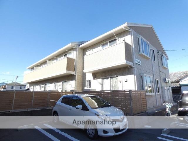 静岡県浜松市東区、浜松駅バス25分宮竹西下車後徒歩4分の新築 2階建の賃貸テラスハウス