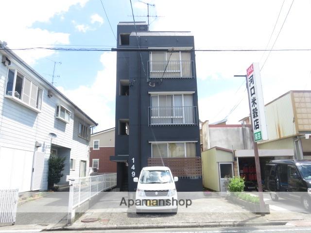 静岡県浜松市中区、浜松駅遠鉄バスバス11分南浅田下車後徒歩3分の築48年 3階建の賃貸マンション
