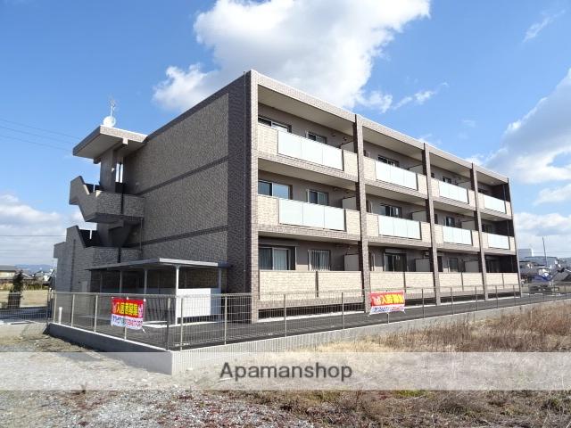 静岡県浜松市浜北区、遠州小林駅徒歩27分の新築 3階建の賃貸マンション