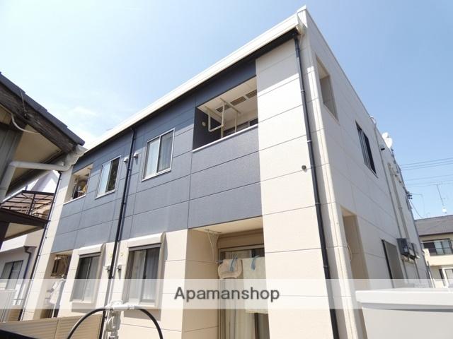 静岡県浜松市東区、浜松駅バス17分上西町下車後徒歩4分の新築 2階建の賃貸アパート