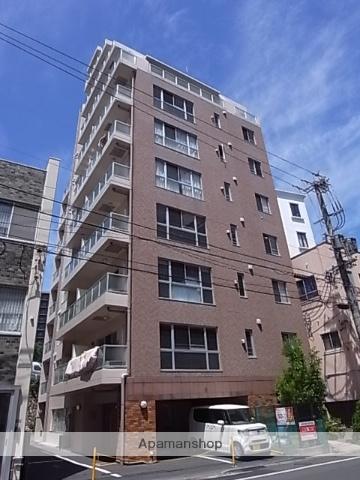 静岡県浜松市中区、浜松駅徒歩17分の築11年 10階建の賃貸マンション