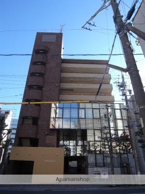 静岡県浜松市中区、浜松駅徒歩12分の築29年 8階建の賃貸マンション
